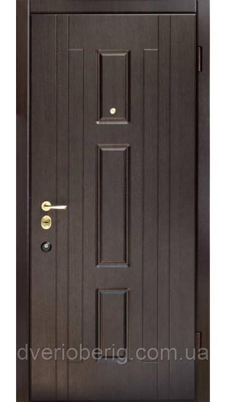 Входная дверь модель П5-515 венге темный