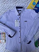 Рубашка  для мальчика от 10 до 15 лет
