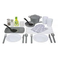 Детский игровой набор кухонных принадлежностей (22 предмета) ТМ Melissa & Doug MD19304