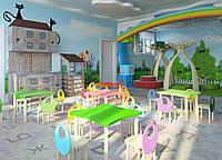 Столы для детского сада: выбираем правильно