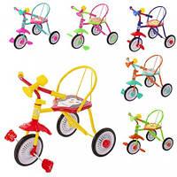 Велосипед трехколесный TILLY TRIKE, 6 цветов, T-316