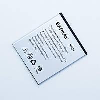 Аккумулятор для мобильного телефона Explay Vega, (Li-polymer 3.7V 2000mAh)