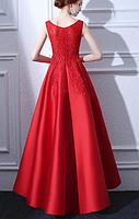 Женское красное платье. Любой цвет, любой размер. Онлайн ателье., фото 2