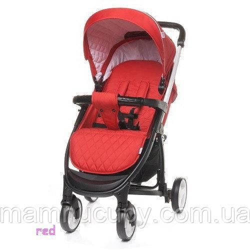 Детская прогулочная коляска 4Baby Atomic Red