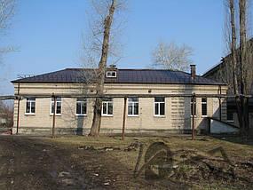 СШ №42 по ул. Ростовская, 88 в г. Днепропетровске. Реконструкция кровли. 4