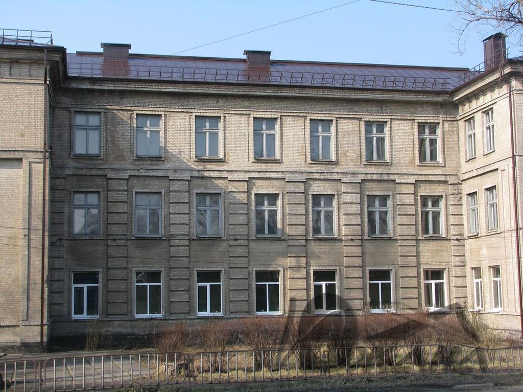 СШ №42 по ул. Ростовская, 88 в г. Днепропетровске. Реконструкция кровли. 6