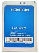 Батарея (аккумулятор) Homtom HT17 / HT17 Pro (3.8V, 3000 mAh) Original