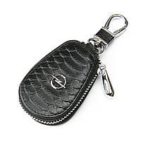 Кошелек-ключница из кожи Opel, фото 1