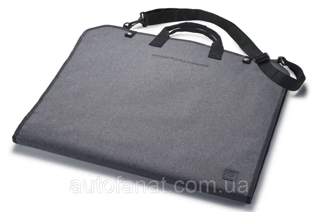 Оригінальна сумка для перенесення одягу Volkswagen Suit Carrier, Grey (33D087308)