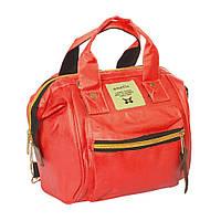 Сумка-рюкзак MK 2876, красный