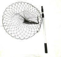 Підсаку круглий з кордової нитки 50х50 перевірено рибалками