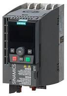 Преобразователь частоты Siemens 0.75 кВт SINAMICS G120C