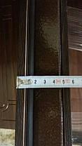 Входная дверь модель П1 68 тик темный, фото 3