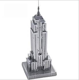 Металлический конструктор Empire State Building