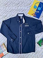Рубашка  для мальчика от 5 до 8 лет, фото 1