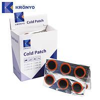 Набор латок Kronyo CPO-19 (19 мм) / В коробке 108 латок
