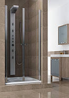Душевые маятниковые двери Aquaform Silva 80 см 103-05552
