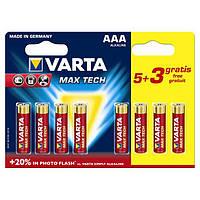 VARTA AAA LR-03 MAX TECH 8бл