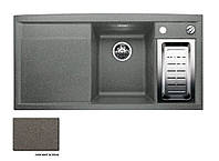 АКЦИЯ! Кухонная мойка BLANCOAXIA II 6 S SILGRANIT алюметаллик 516 819 (Германия) BLANCO