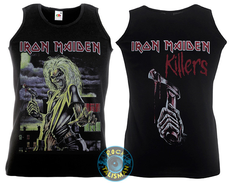 Майка IRON MAIDEN Killers