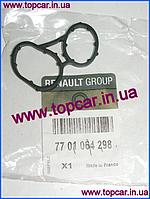 Прокладка корпусу масляного фільтра Renault Master 2.5 DCi 06 - ОРИГІНАЛ 7701064298