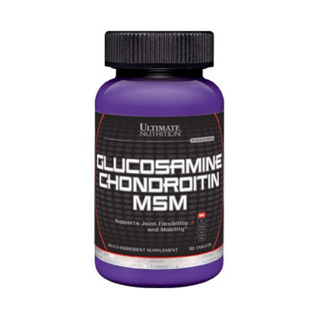 Gl-Ch-Msm (90 tabs) Ultimate Nutrition