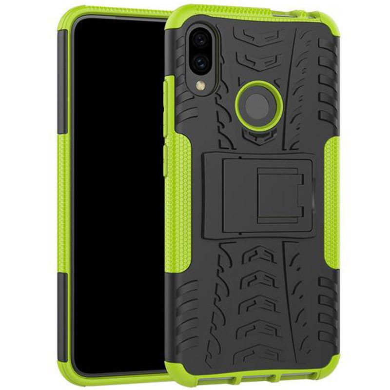 Чохол-накладка Shield для Xiaomi Redmi 7 Протиударний Зелений (968822)