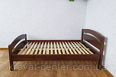 """Полуторная кровать из натурального дерева """"Марта"""" от производителя, фото 2"""