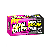 Now and Later Sour Watermelon 26 g