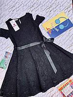 Школьное платье для девочек от 6 до 15 лет., фото 1