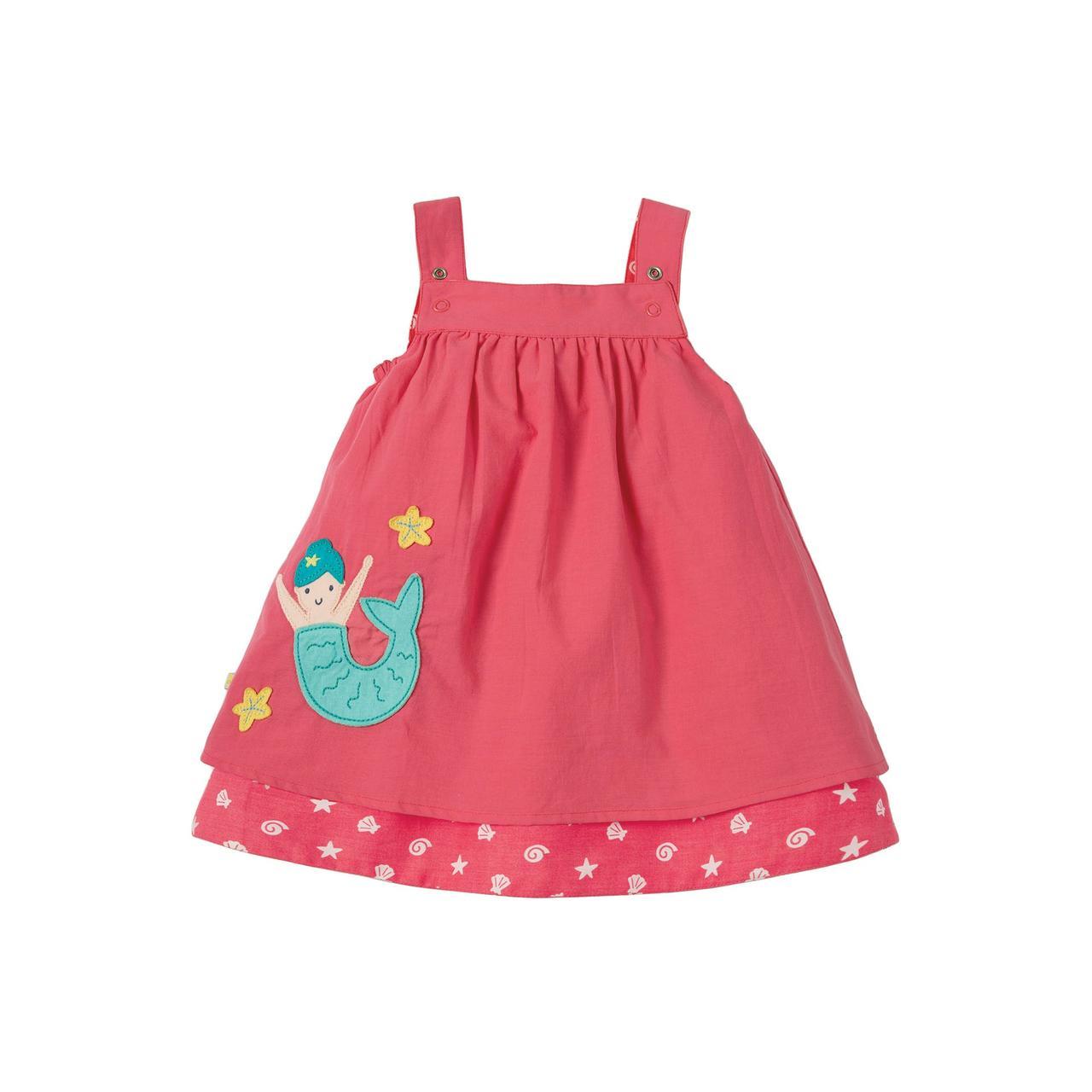 Платье детское Frugi, Rosemary Reversible