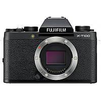 16582268 Цифр. фотокамера Fujifilm X-T100 body Black, 16582268