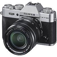 16619841 Цифр. фотокамера Fujifilm X-T30 + XF 18-55mm F2.8-4R Kit Silver, 16619841
