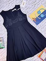 Школьное платье для девочек от 6 до 14 лет.