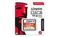 CFF/128GB Карта памяти Kingston 128GB CF R150/W130MB/s, CFF/128GB