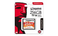 CFF/256GB Карта памяти Kingston 256GB CF R150/W130MB/s, CFF/256GB