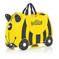 Чемоданчик Trunki Bernard Bumble Bee жёлтый 0044-GB01-UKV