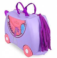 Чемоданчик Trunki Bluebell розовый 0185-GB01-UKV