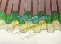 Новое поступление цветного профилированного поликарбоната BORREX