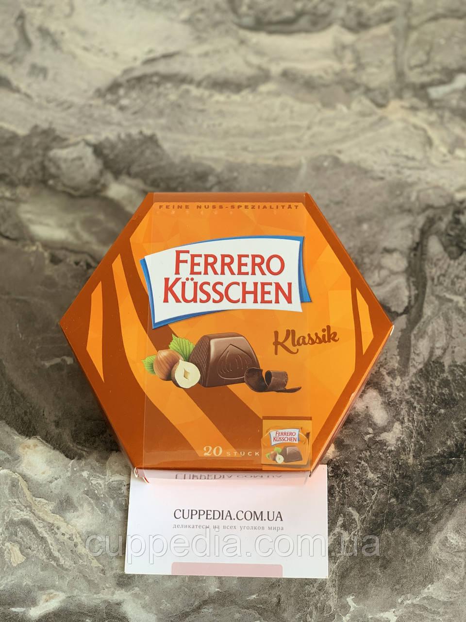 Цукерки Ferrero Küsschen 178 грм