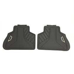 Оригинальные задние коврики салона BMW X5 (G05), артикул 51472458552