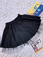 Школьная юбка для девочек от 6 до 14 лет., фото 1