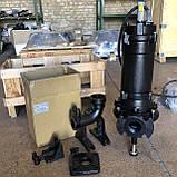 Каналізаційний насос Swiss Pump Company AG (Швейцарія) серії 32GPK-5.15 з ріжучим механізмом, фото 3
