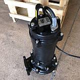 Каналізаційний насос Swiss Pump Company AG (Швейцарія) серії 32GPK-5.15 з ріжучим механізмом, фото 4
