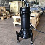 Каналізаційний насос Swiss Pump Company AG (Швейцарія) серії 32GPK-5.15 з ріжучим механізмом, фото 6