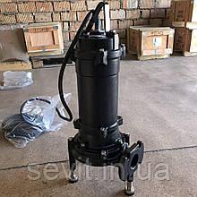 Каналізаційний насос Swiss Pump Company AG (Швейцарія) серії 32GPK-5.20 з ріжучим механізмом