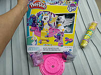 Набор для творчества Play-Doh My Little Pony Май Литл Пони Canterlot Court