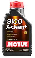 Масло моторн. Motul 8100 X-clean+ 5W-30 1l