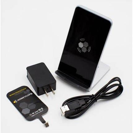 Беспроводная зарядка - Mophie, Onn, Honeycomb & BlackWeb , фото 2