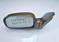 Зеркало левое Hyundai Santa Fe